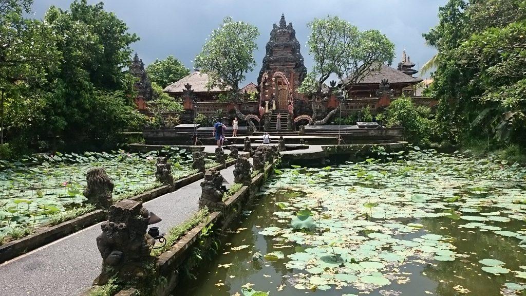 saraswati-temple-bali-lotus