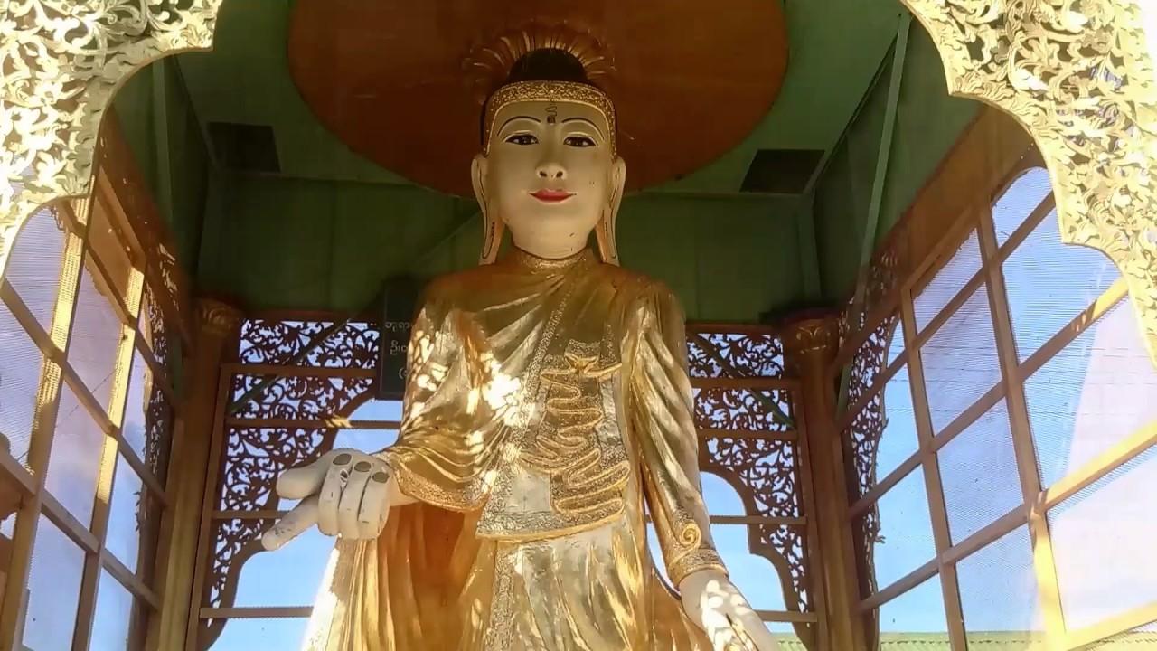 VIDÉO: Une ancienne capitale birmane : la charmante Pyay