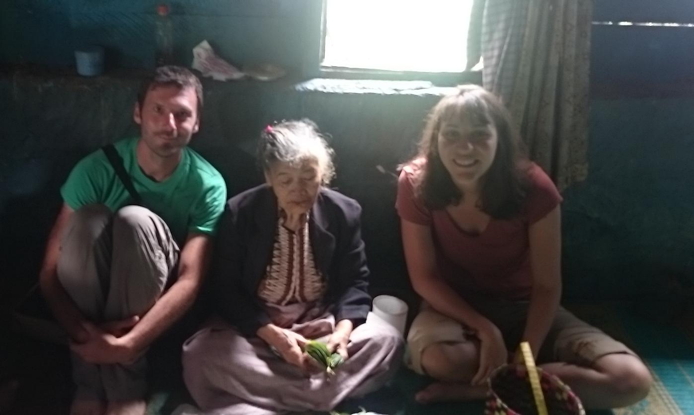 Rencontre avec une guérisseuse Batak sur l'île de Samosir