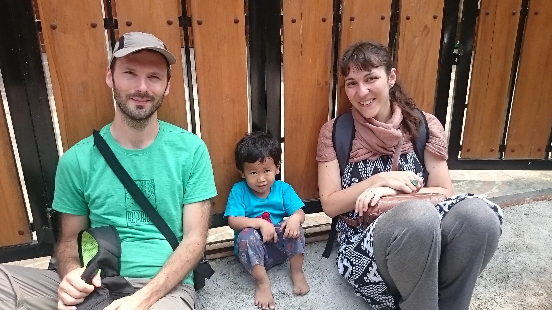 Couchsurfing sur l'île de Java: des belles expériences humaines ! Partie 1