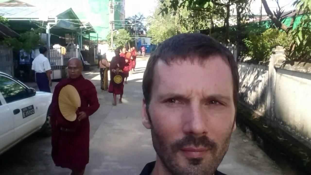 Séjour émouvant au refuge le Thabarwa Center de Yangon